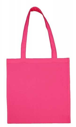 pink baumwolltasche bedrucken