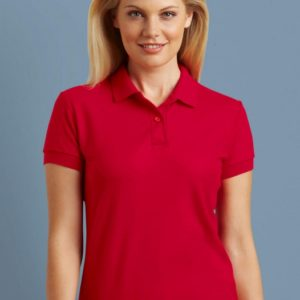 DryBlend Ladies Double Piqué Polo_Titel