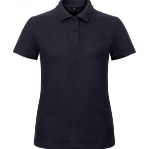 Ladies' Piqué Polo Shirt PWI11_navy