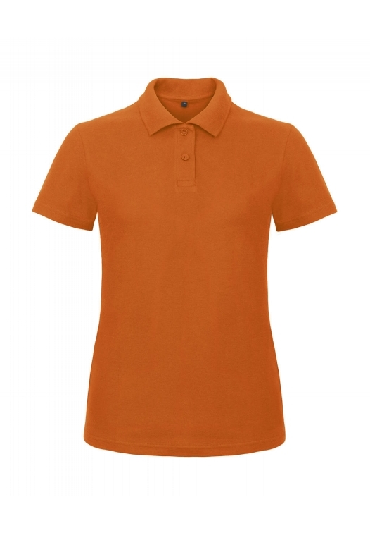 Ladies' Piqué Polo Shirt PWI11_orange