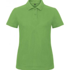 Ladies' Piqué Polo Shirt PWI11_real-green