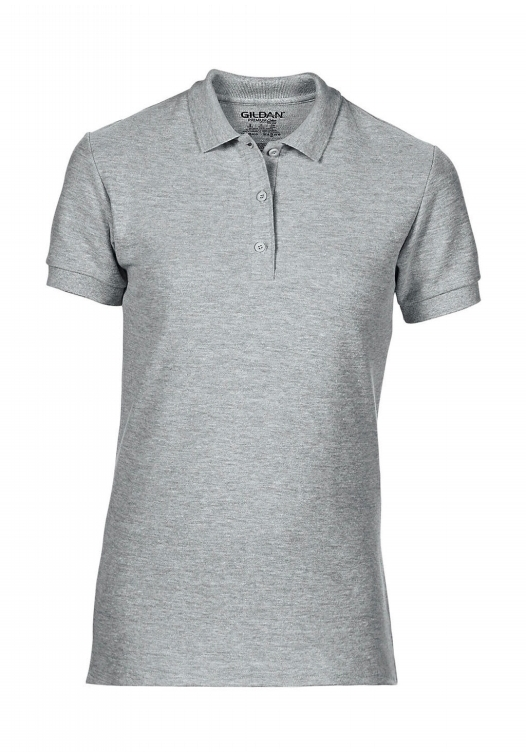 Premium Cotton Ladies' Double Piqué Polo_sport-grey