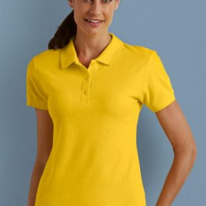 Premium Cotton Ladies' Double Piqué Polo_Titel