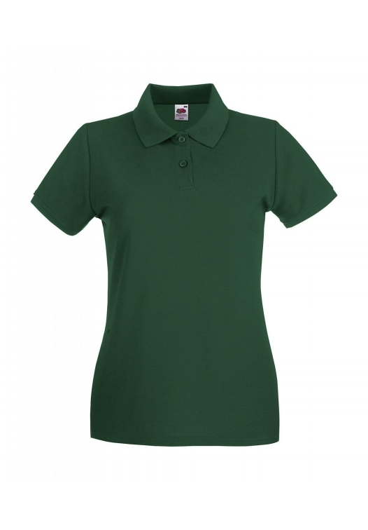 Premium Polo Lady-Fit_forest-green