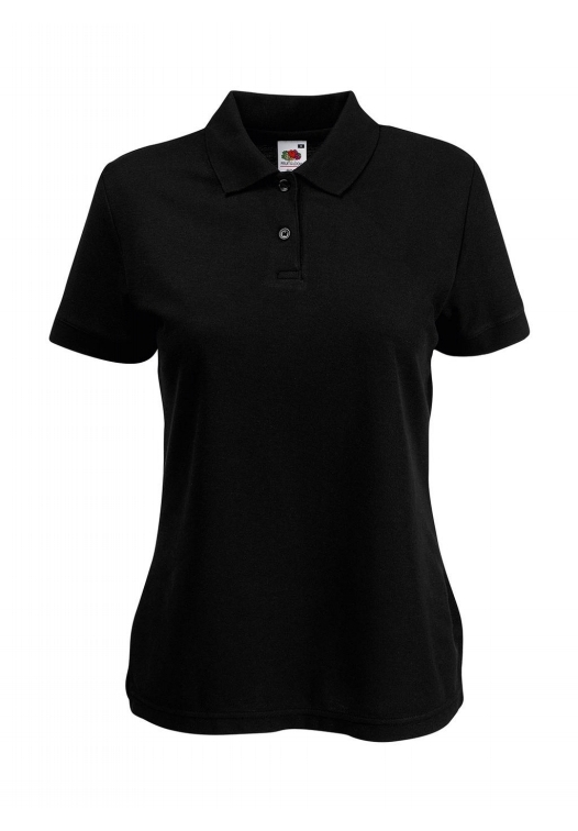 Polo Lady-Fit_black