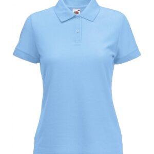 Polo Lady-Fit_sky-blue