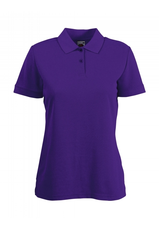 Polo Lady-Fit_purple