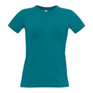 T-Shirt Exact 190 Woman_diva-blue