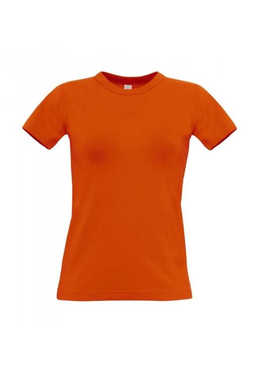 T-Shirt Exact 190 Woman_orange