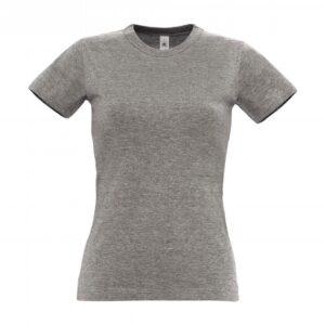 T-Shirt Exact 190 Woman_sport-grey