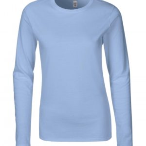 Ladies Softstyle T-Shirt LS_light-blue