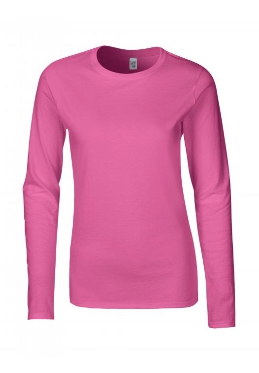 Ladies Softstyle T-Shirt LS_azalea