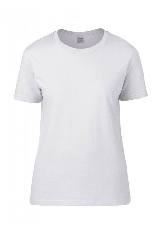 Premium Cotton Ladies RS T-Shirt_white