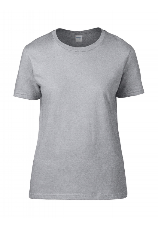 Premium Cotton Ladies RS T-Shirt_sport-grey