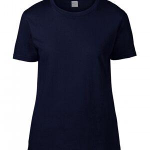 Premium Cotton Ladies RS T-Shirt_navy