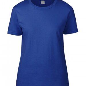 Premium Cotton Ladies RS T-Shirt_royal