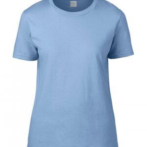 Premium Cotton Ladies RS T-Shirt_light-blue