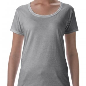 Softstyle Ladies Deep Scoop T-Shirt_sport-grey