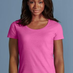Softstyle Ladies Deep Scoop T-Shirt_Titel