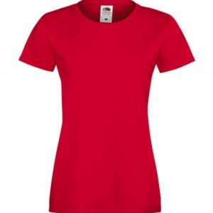 Sofspun T Lady-Fit_red