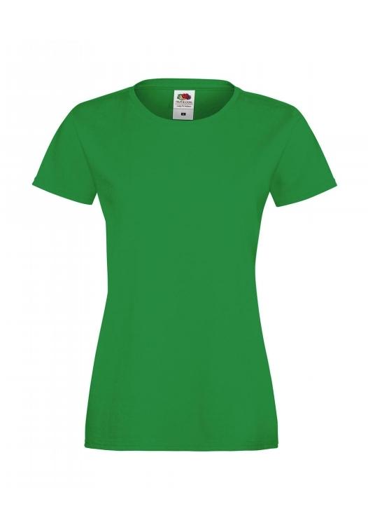 Sofspun T Lady-Fit_kelly-green