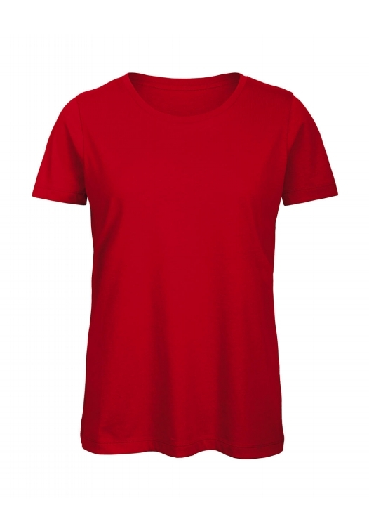 T-Shirt Women – TW043_red
