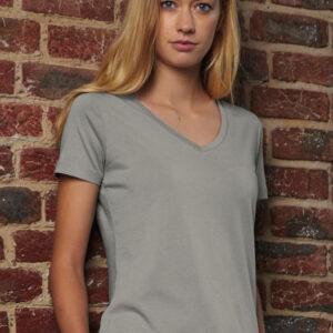 V-Neck T-Shirt Women – TW045_Titel