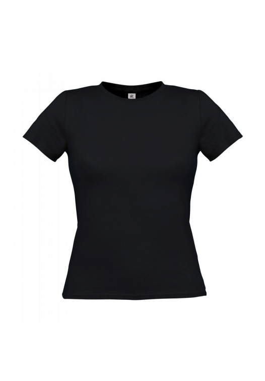 T-Shirt Women-Only_Black