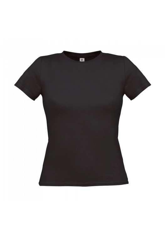 T-Shirt Women-Only_used-Black