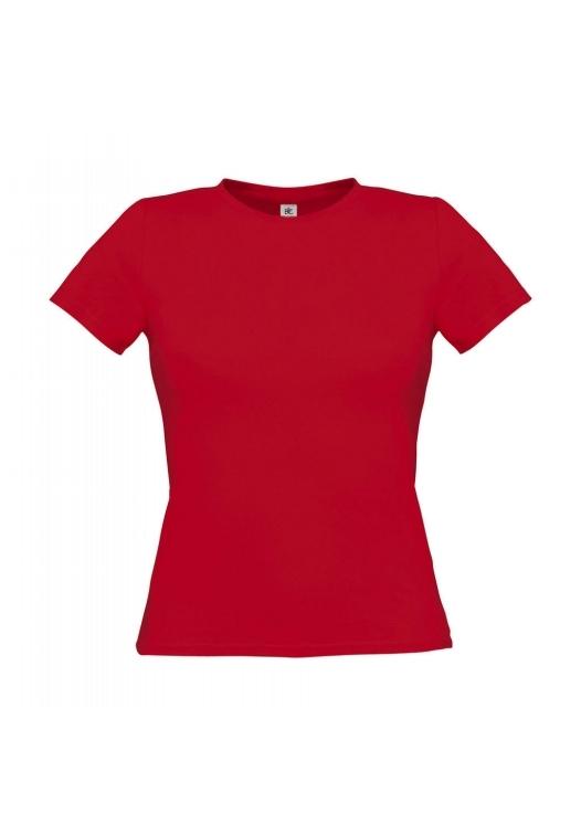T-Shirt Women-Only_Red
