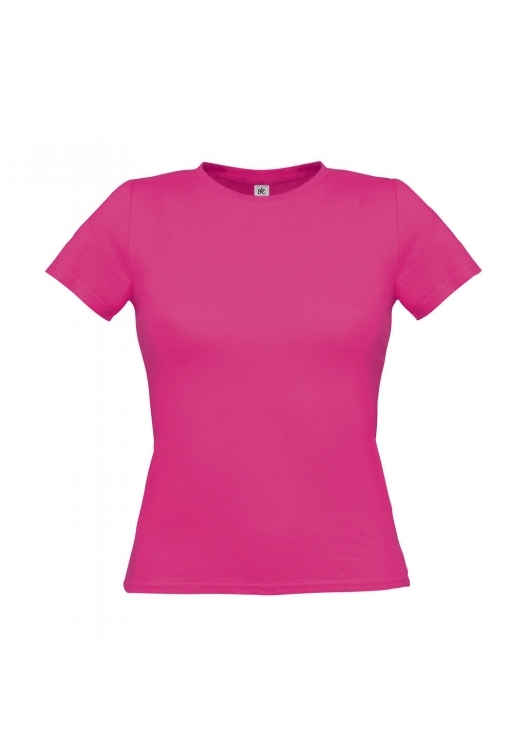 T-Shirt Women-Only_Fuchsia