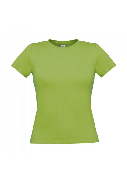 T-Shirt Women-Only_Pistachio