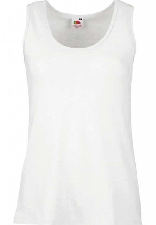 newest 57801 e256e Fruit of the Loom® Damen T-Shirt ärmellos