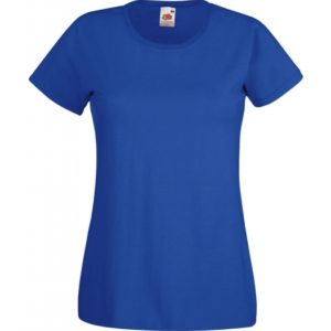 Valueweight T Lady-Fit_royal