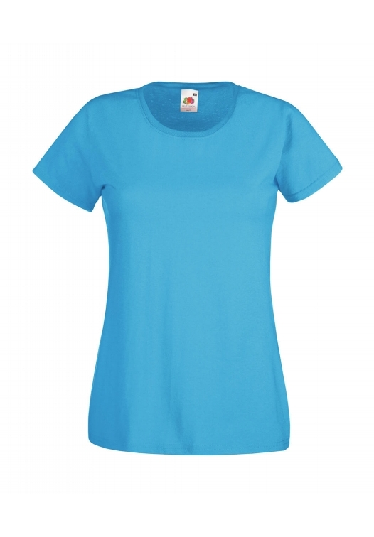 Valueweight T Lady-Fit_azure-blue