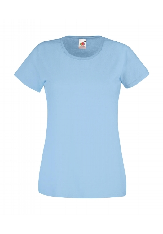 Valueweight T Lady-Fit_sky-blue