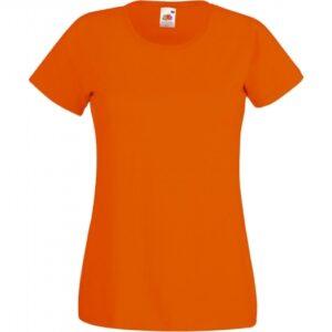 Valueweight T Lady-Fit_orange