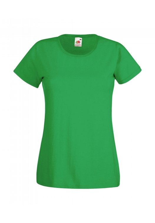 Valueweight T Lady-Fit_kelly-green