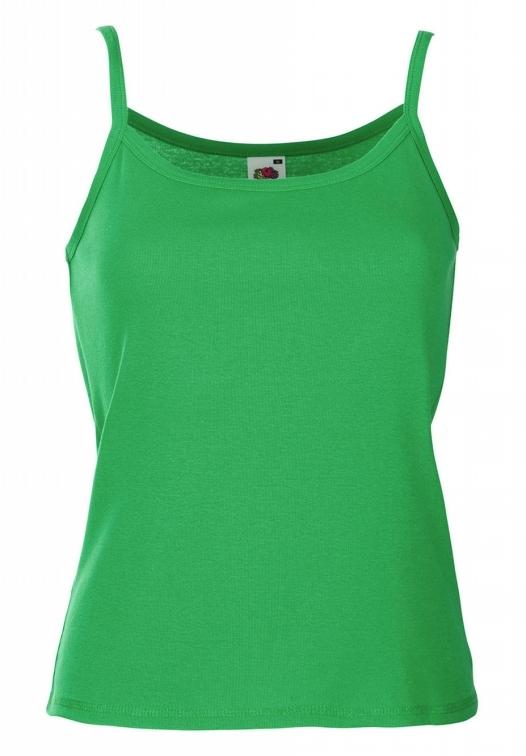 Strap T Lady-Fit_kelly-green