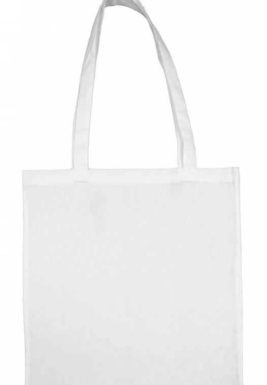 Popular Organic Cotton Shopper LH_white