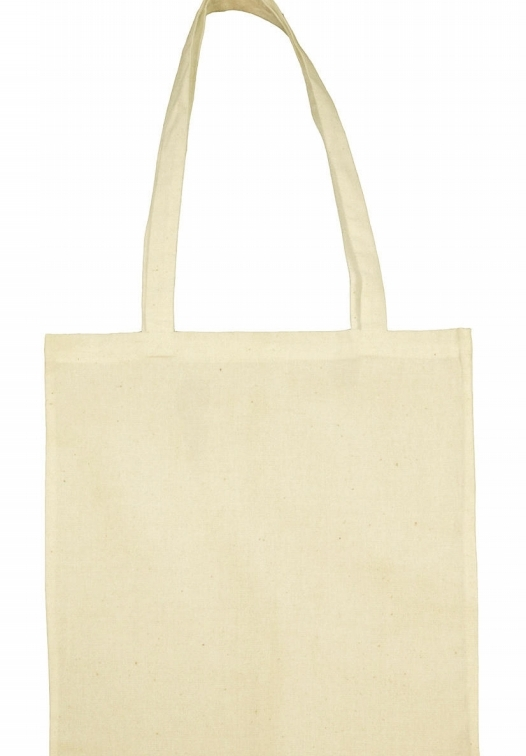 Popular Organic Cotton Shopper LH_natural