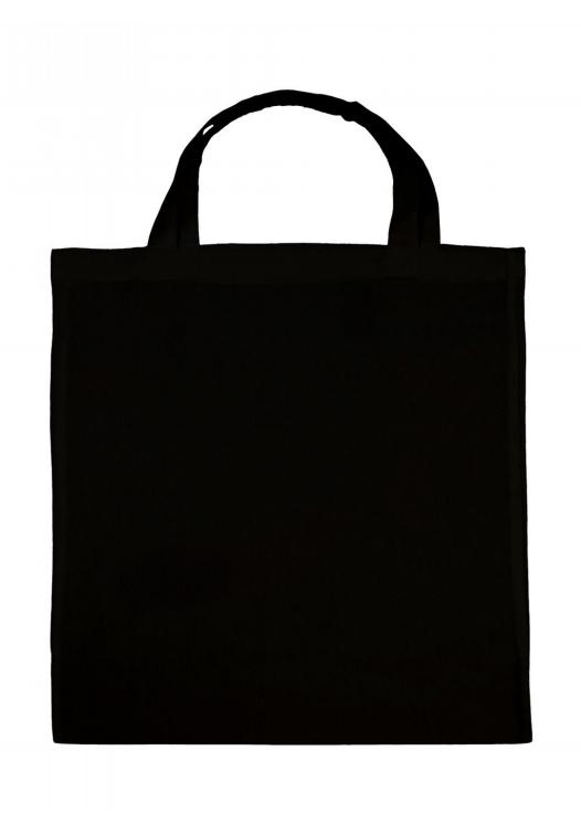 Cedar Cotton Shopper SH_black