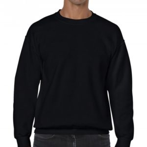 Heavy Blend Crewneck Sweat_black