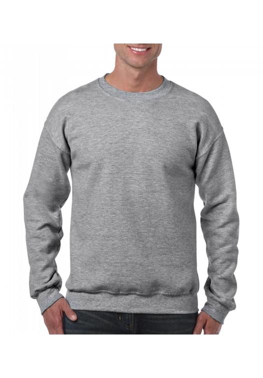 Heavy Blend Crewneck Sweat_Sport-grey