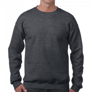 Heavy Blend Crewneck Sweat_dark-heather