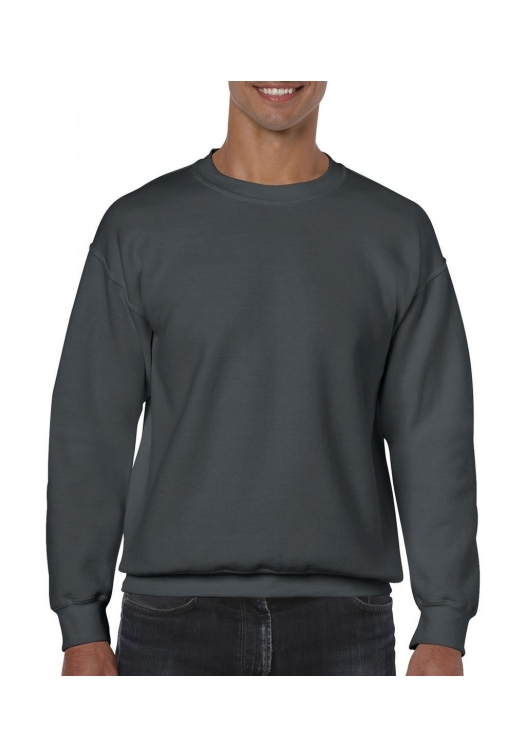Heavy Blend Crewneck Sweat_charcoal