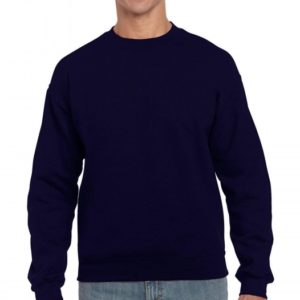 Heavy Blend Crewneck Sweat_navy