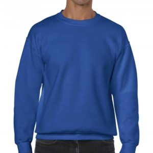 Heavy Blend Crewneck Sweat_royal