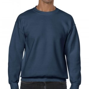Heavy Blend Crewneck Sweat_indigo-blue