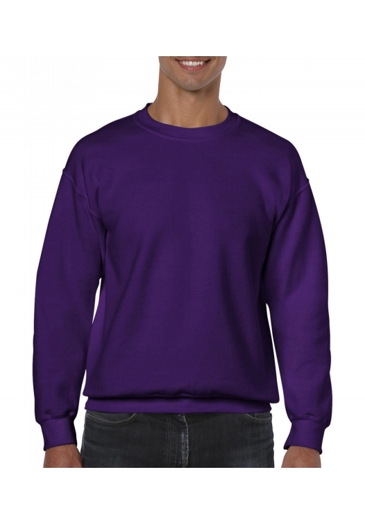 Heavy Blend Crewneck Sweat_purple
